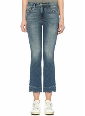 Frame Denim Normal Bel Jean Pantolon